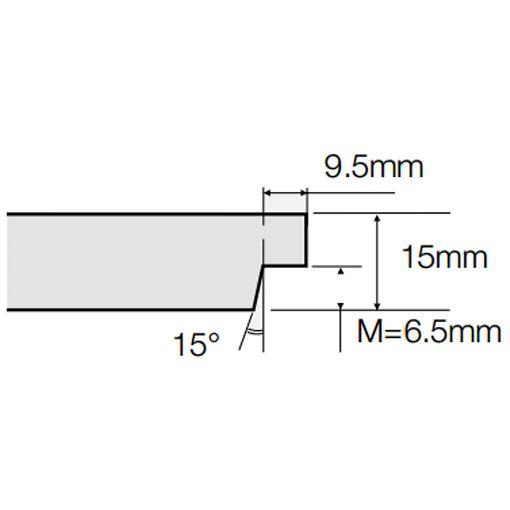 kromka tegular-15mm